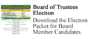 Board of Trustees Election Postulation