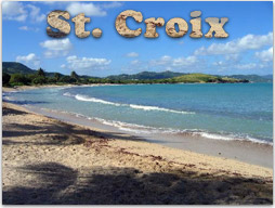 Photo of St. Croix beach
